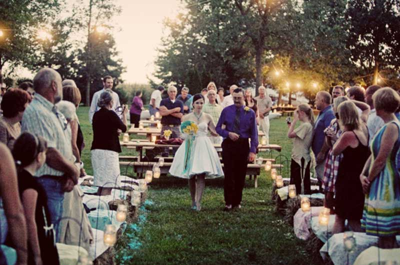 Perfect Backyard Wedding : The Perfect Backyard Wedding Guide  Stellar Events
